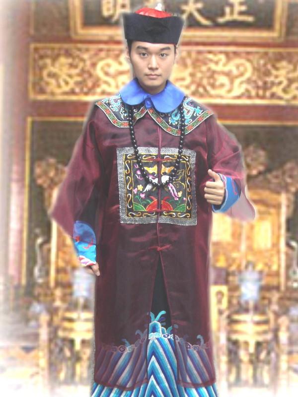古装-29-清朝官服